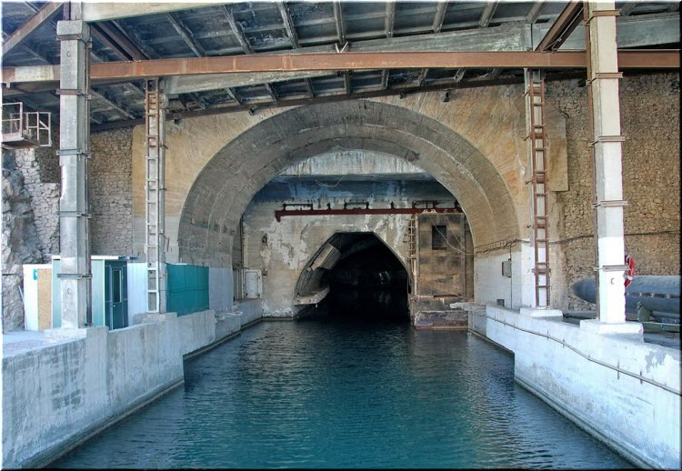 экскурсия на завод подводных лодок