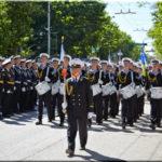 фото с Парада Победы в Севастополе в 2018 г