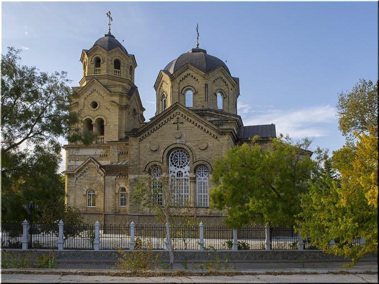 фото Свято-Ильинского храма