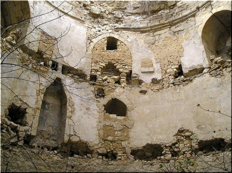 фото внутри Чоргуньской башни