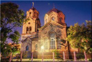 Храм Святого Илии в Евпатории