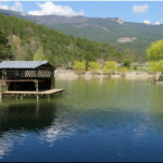 Ай-Василь — красивое озеро над Ялтой (Крым)