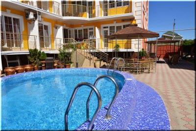 отель Согдиана