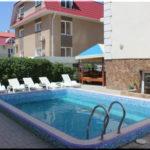 Рейтинг отелей и гостиниц в п. Николаевка с бассейном
