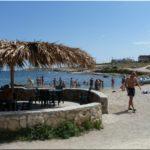 Пляжи и набережная поселка Черноморское