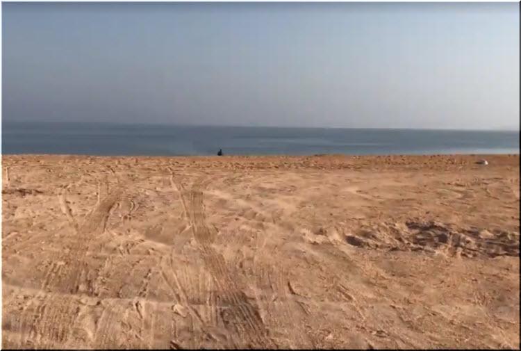 пляж в Песочном