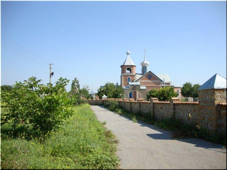 Преображенский монастырь в Раздольном
