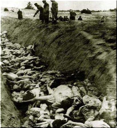 жертвы Багеровского рва