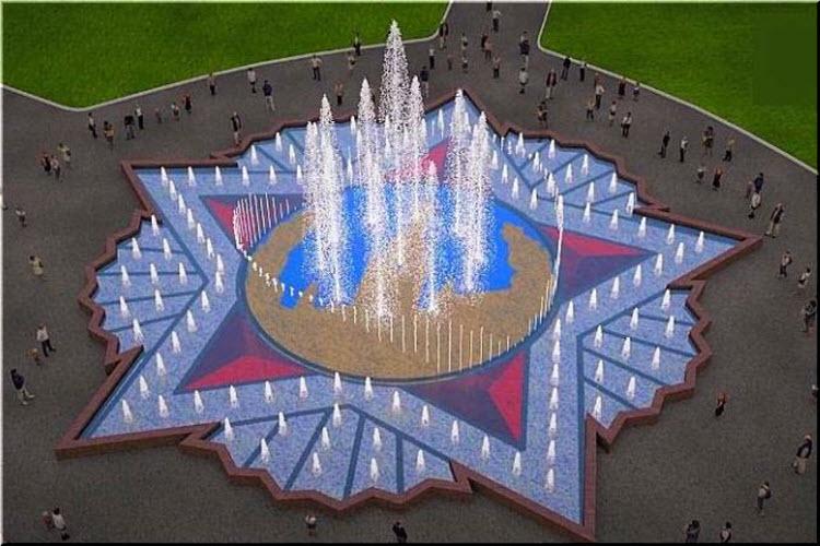 фонтан Победы в Севастополе