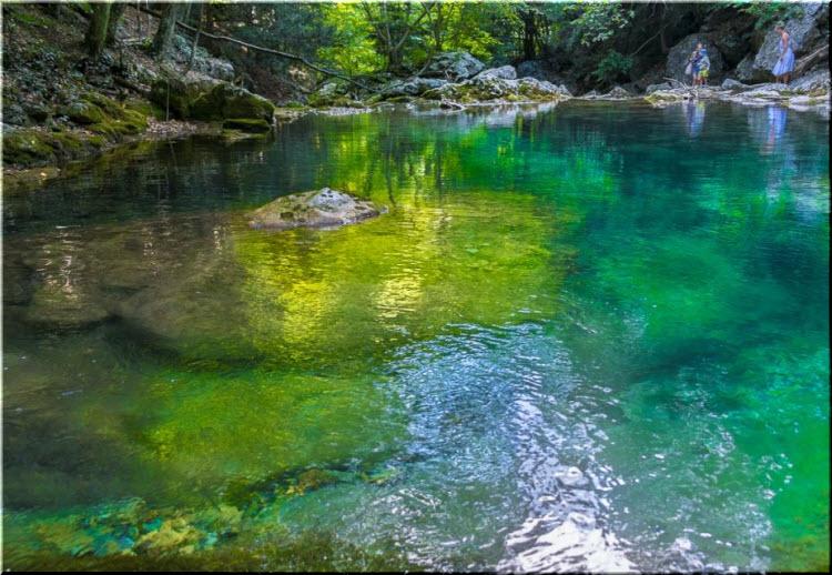 фото Голубого озера