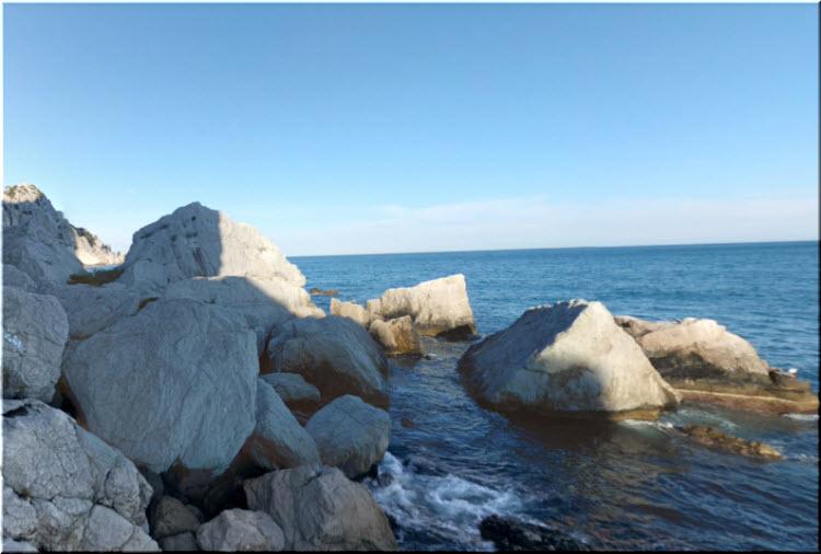 фото Нудистского пляжа в Симеизе