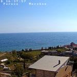 Панорамная веб-камера с. Морское у «Алых парусов»
