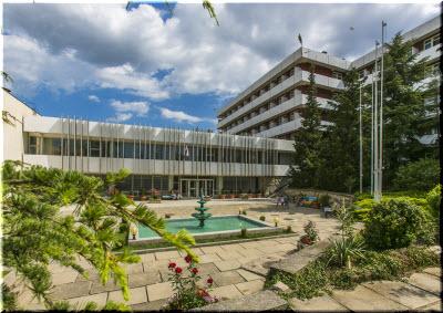 пансионаты и санатории в Судаке