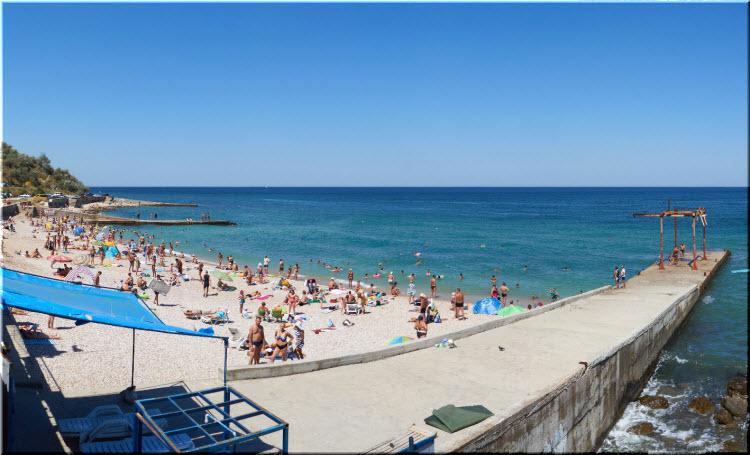 пляж Толстяк