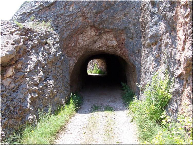 по пути к Аянскому источнику