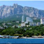 Мисхор — самый теплый поселок на Южном берегу Крыма