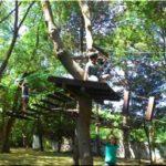 Веревочный парк — игровой городок для всех в Евпатории