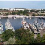 Южная бухта: в самом центре города Севастополь