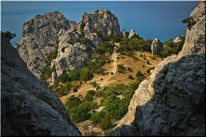 Долины Ада и Рая в Крыму