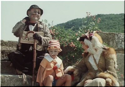 фото из фильма Приключения Буратино
