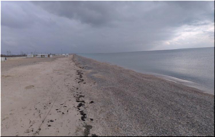 фото Нудистского пляжа Евпатории