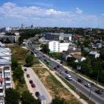 Панорамная веб-камера на пр. Гагарина в Севастополе