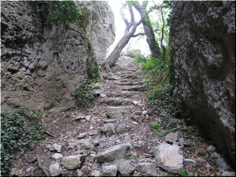 Лестница Тавров в Новом Свете