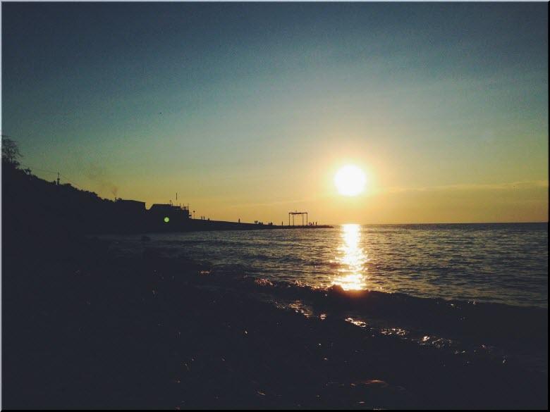 Нудиский пляж на Северной Стороне