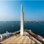 «Штык и Парус» — обелиск Городу-герою Севастополь