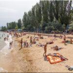 Пляж Динамо: чисто, скромно и комфортно в Феодосии