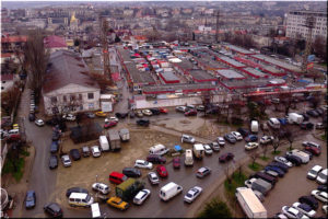 рынок Чайка в Севастополе