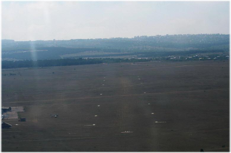аэродром в Юхариной балке