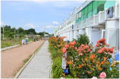 базы отдыха в Любимовке и Учкуевке