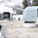 Береговая батарея 11 в Севастополе