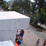 Онлайн камера у кафе «Щедра хата» в Евпатории