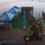 Онлайн веб-камера отеля «Вилла Виктория» в Утесе