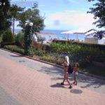 Онлайн камера на Городском пляже Евпатории, у набережной