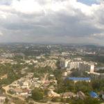 фото с Обзорной веб-камеры в Симферополе