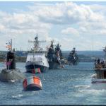фото с Парада ВМФ в Севастополе 2018