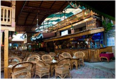 кафе-ресторан Эльмаз в Судаке
