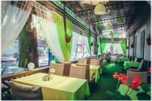 рестораны и кафе в Керчи