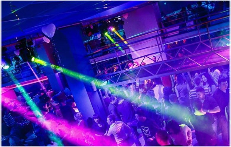 ночные клубы в Севастополе