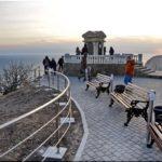 Новый парк на Фиоленте — у Георгиевского монастыря