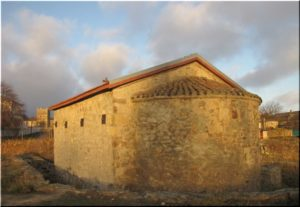 Церковь Святого Дмитрия Солунского в Феодосии