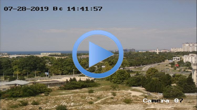 веб-камера на площади Комбата Неустроева