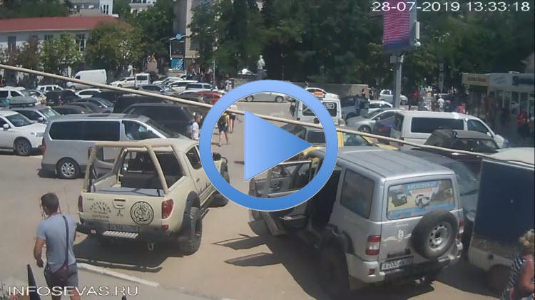 веб-камера на площади Первого мая