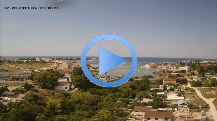 веб-камера с панорамой Круглой бухты
