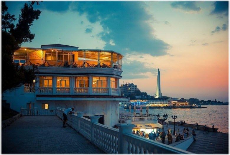 вечерние рестораны Севастополя