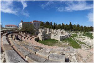 Античный театр в Херсонесе