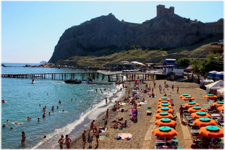 фото пляжа Арзы